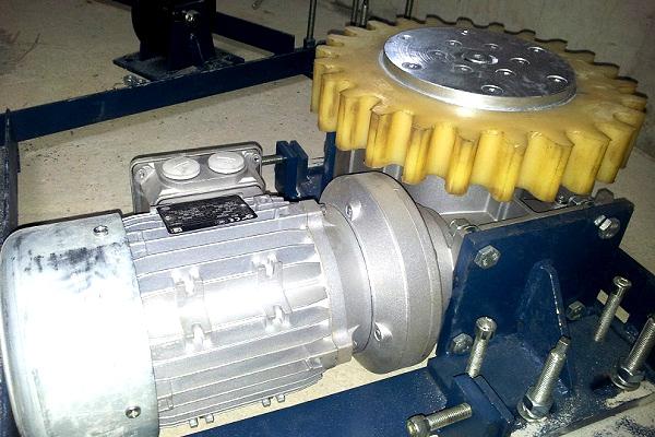Turntable Motor