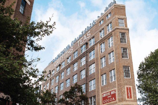 Griffith Teas Building